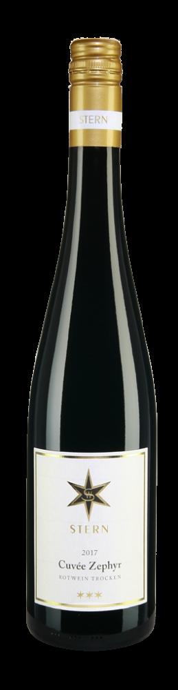"""2017 Cuvée """"Zephyr"""" Rotwein trocken"""