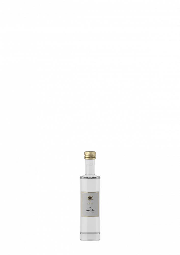 """44"" Star Gin -deluxe- 50 ml"