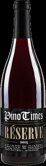 -PINOTIMES- 2015 Pinot Noir -Réserve- trocken