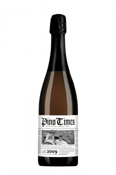 -PINOTIMES- 2013 Pinot Rosé Sekt brut
