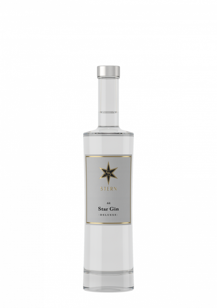 """44"" Star Gin -deluxe- 0,5 L"