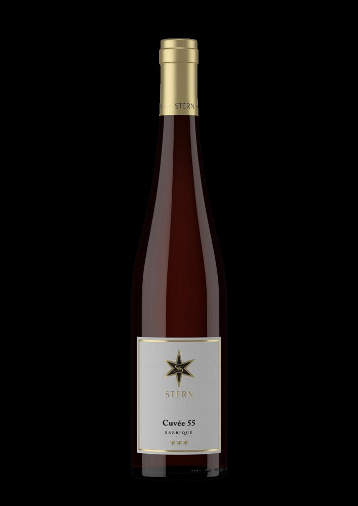 2016 Cuvée 55 -Barrique- Rotwein trocken